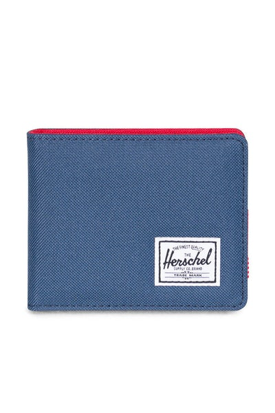 Herschel Supply Co Roy + Coin Wallet Navy/Red