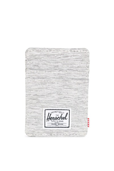 Herschel Supply CO Raven Crosshatch Wallet Light Grey