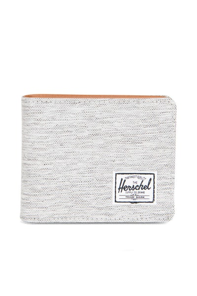Herschel Supply Co Hank Crosshatch Light Grey/Tan