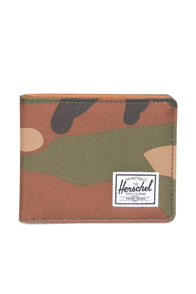Herschel Supply Co Hank Wallet Camo/Tan