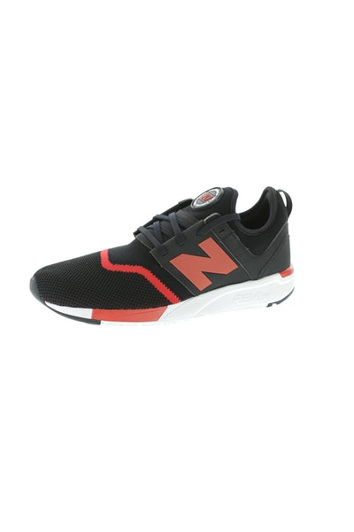 New Balance 247 Black/Red/White