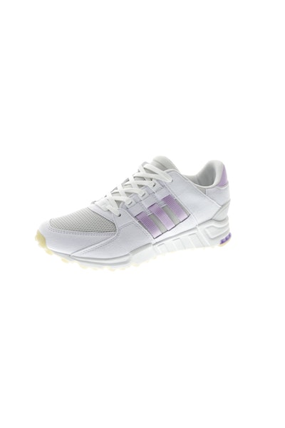 Adidas Originals Women's EQT Support RF White/Purple/Grey