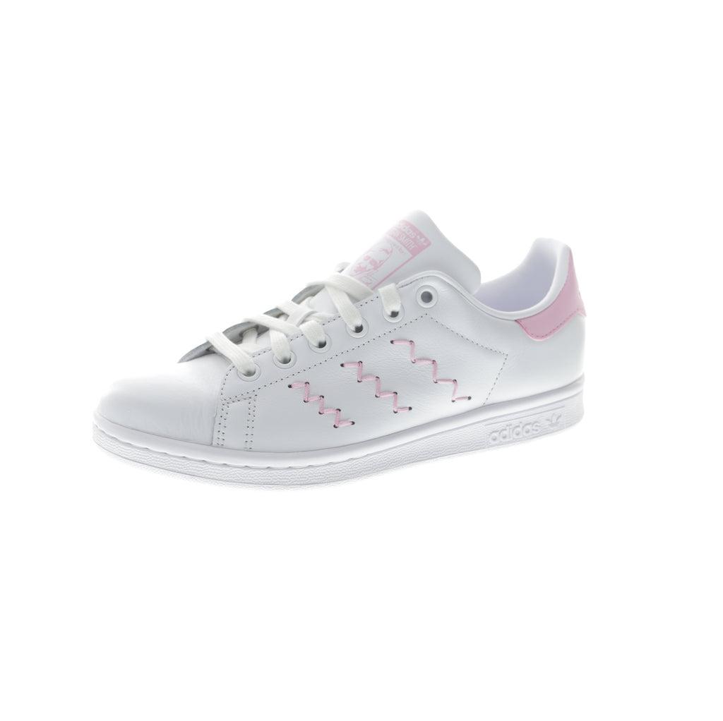 adidas stan smith pink zig zag