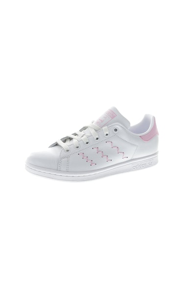 Adidas Originals Women's Stan Smith White/Pink