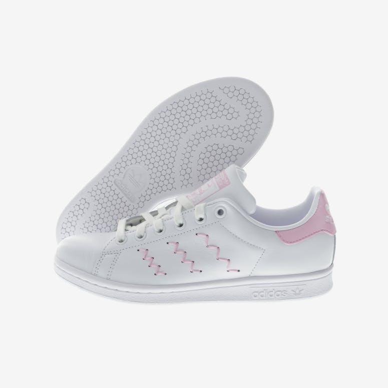 ee6ae724093 Adidas Originals Women s Stan Smith White Pink
