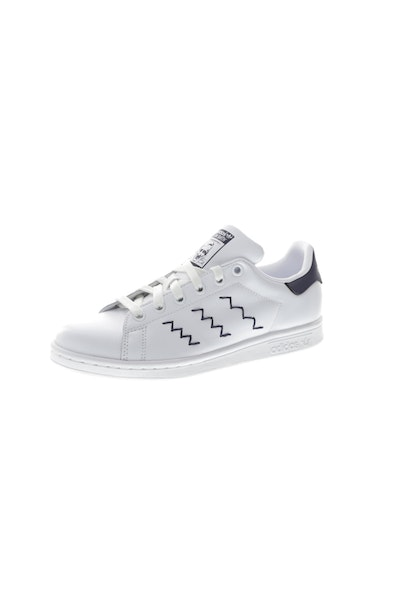 Adidas Originals Women's Stan Smith White/Navy