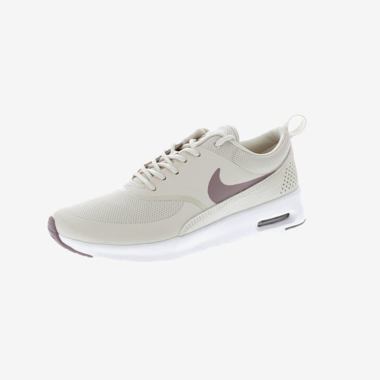 size 40 09350 5d68f Nike Womens Air Max Thea CreamLilacWhite  599409 106 – Cultu