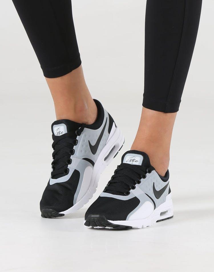 5f323d114d2f2 Nike Women s Air Max Zero White Black