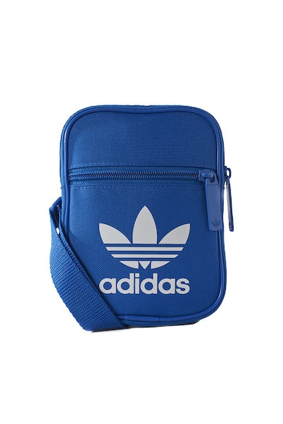 Adidas Trefoil Festival Bag Blue/White