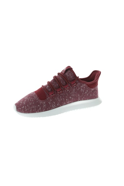 Adidas Originals Tubular Shadow Junior Shoes Burgundy/White