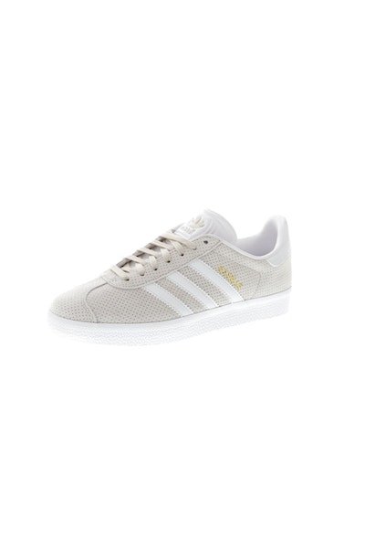 Adidas Originals Women's Gazelle Off White/White