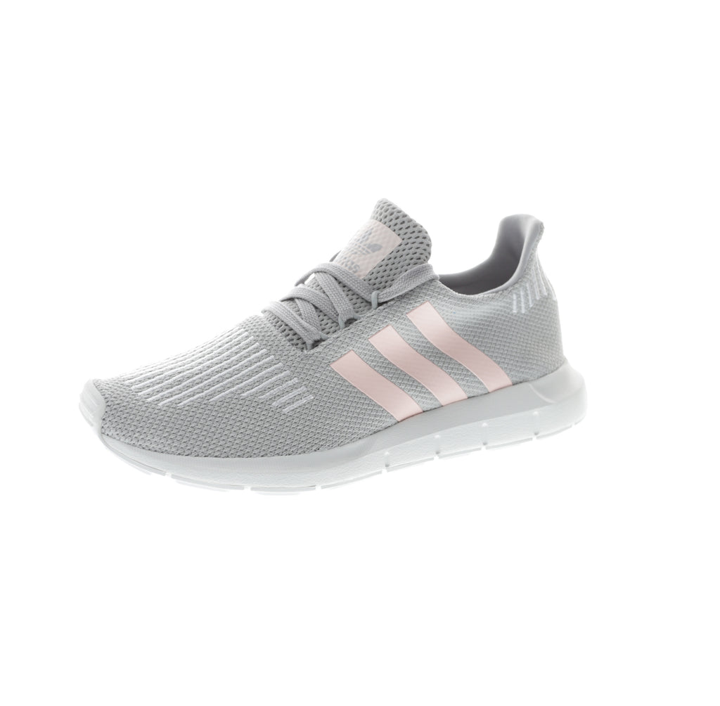 adidas Originals Womens adidas Originals Swift Run GreyIcey PinkWhite from Champs Sports | ShapeShop