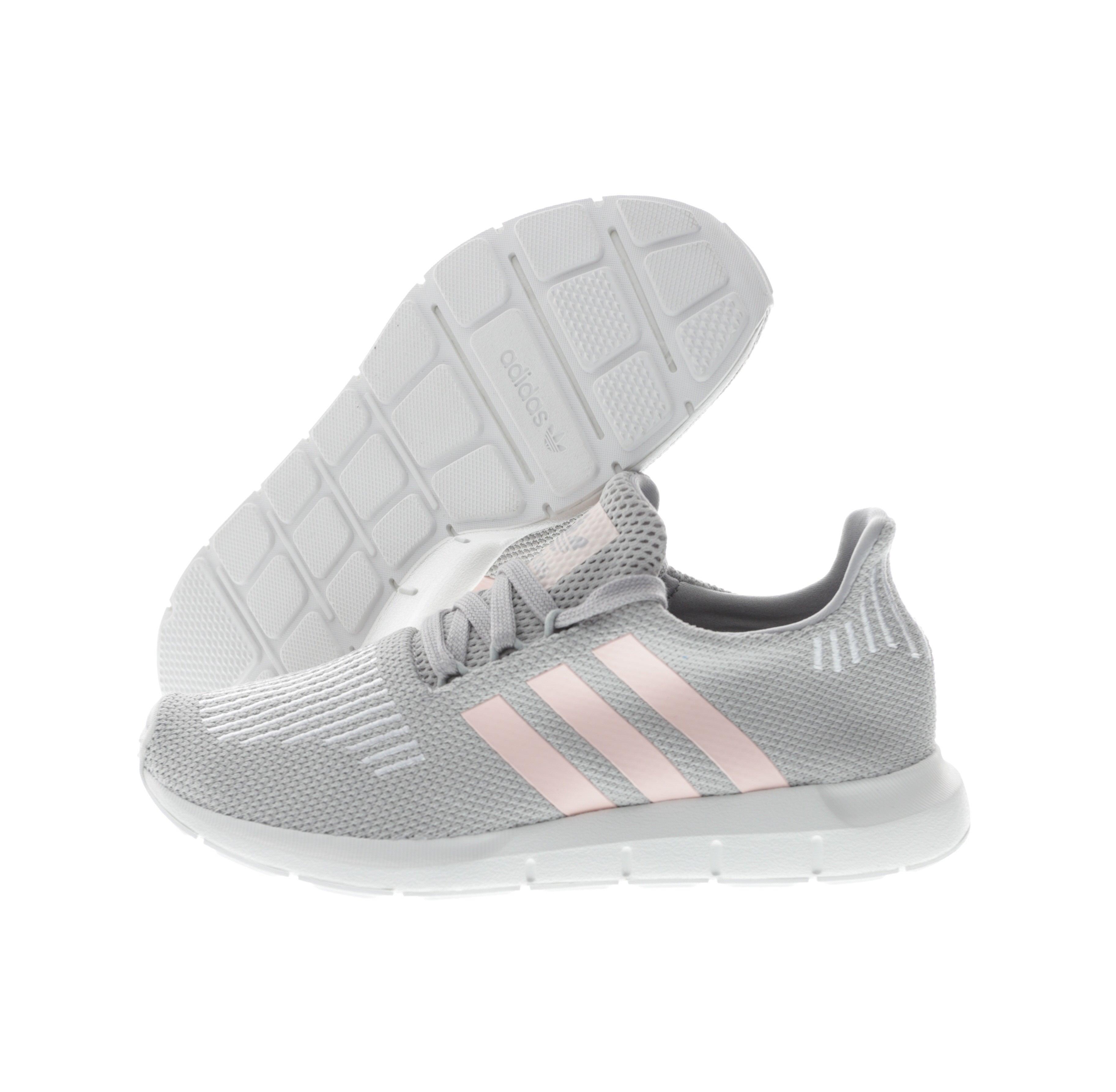 Adidas Originals Women's Swift Run Sneaker, Ice PinkWhite