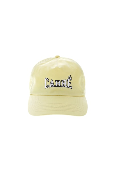Carré Pressure Strapback Yellow