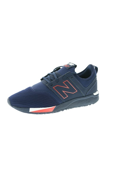 New Balance 247 Navy/Red/White