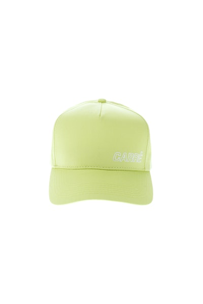 Carré Moves A-Frame Strapback Lime