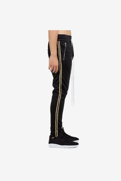 Lifted Anchors Jenner Trackpant Black/Gold