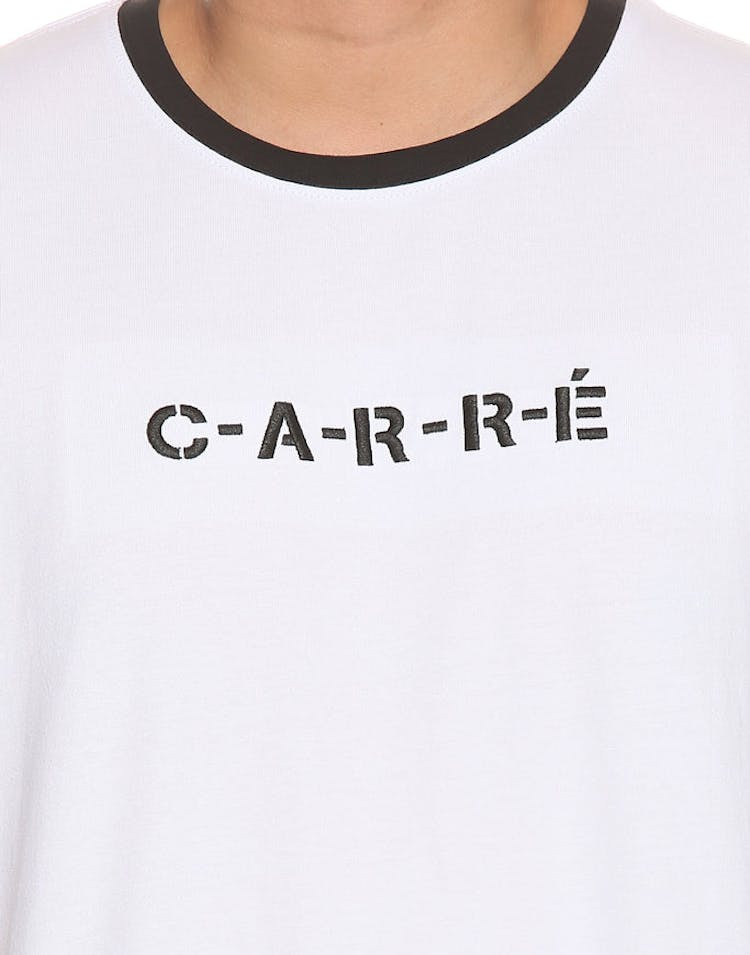 22c7d3a66 Carré Viva Capone SS Tee White – Culture Kings