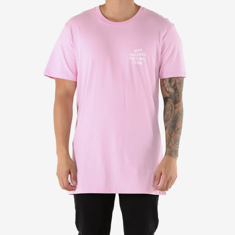 Goat Crew Anti Fuccboi SS Tee Pink – Culture Kings 0151c037885