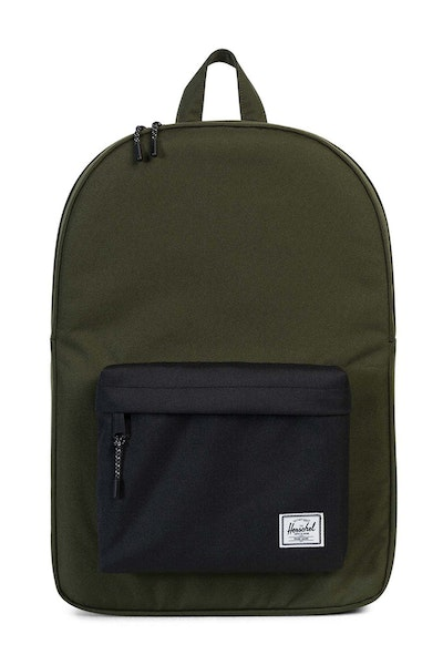 Herschel Bag Co Classic Backpack Dark Green/Black