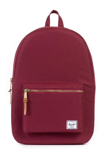 Herschel Supply Co Settlement Backpack Wine