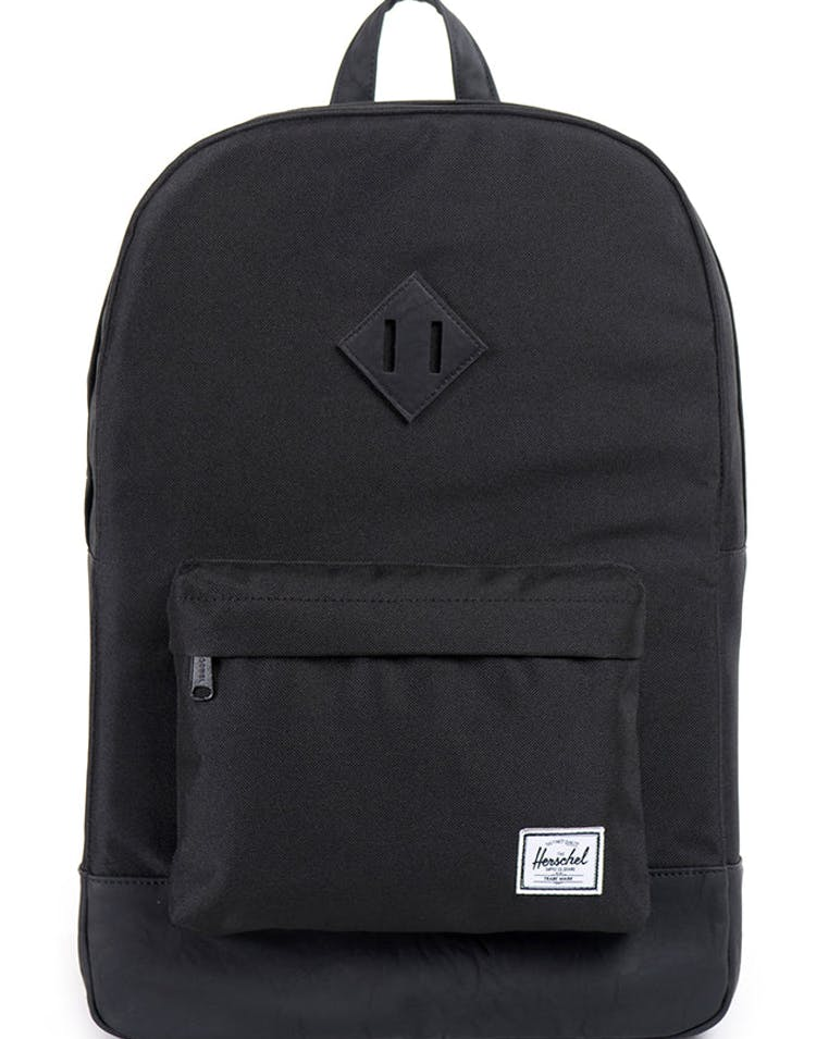 403e197a1cb Herschel Supply CO Heritage Backpack Black Black – Culture Kings