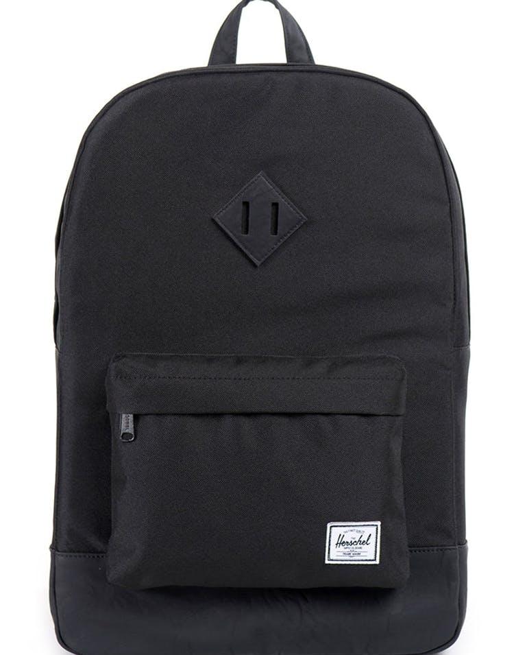 403e197a1cb Herschel Supply CO Heritage Backpack Black Black – Culture Kings