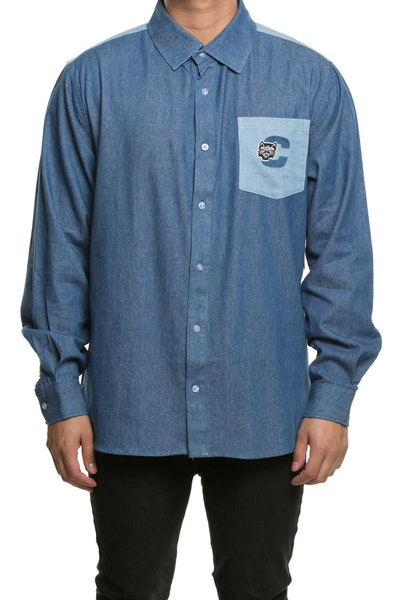 Carré Premier LS Button Up Denim