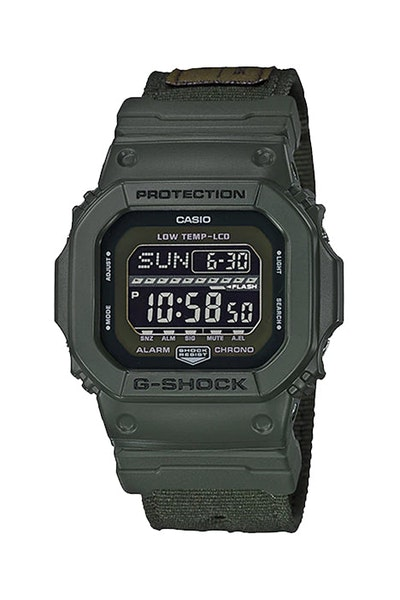 G-Shock GLS5600CL-3D Olive/Black