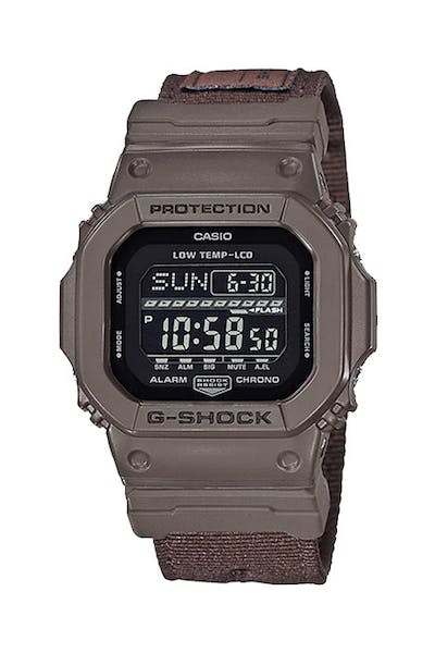 G-Shock GLS5600CL-5D Brown/Black