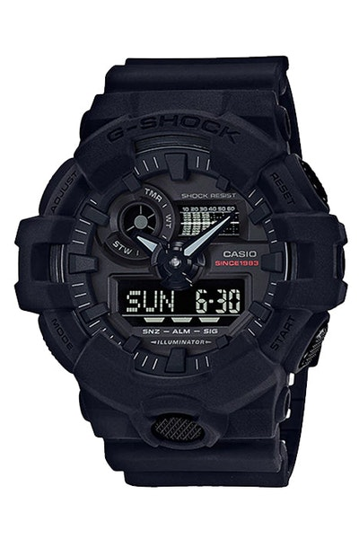 G-Shock 35th Anniversary GA735A-1A Black/Black