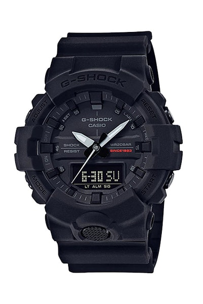G-Shock 35th Anniversary GA835A-1A Black/Black