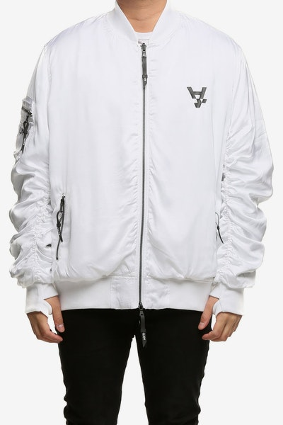 The Anti-Order Black Ops Non-Cargo Jacket White/Camo