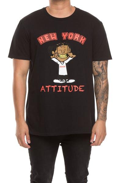 7660e1e983ef A$AP Mob Attitude Graphic S/S Tee Black ...