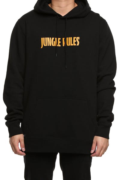 French Montana Jungle Rules Hoody Black