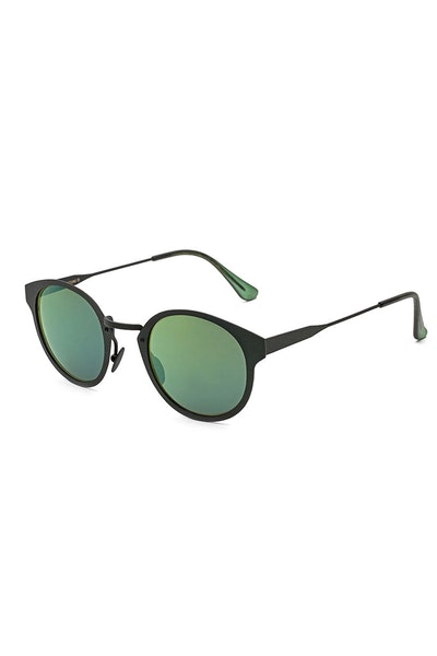 Super Future Panama Synthesis Metal Dark Green
