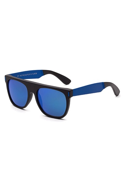 Super Future Flat Top Francis Squadra Black/Blue