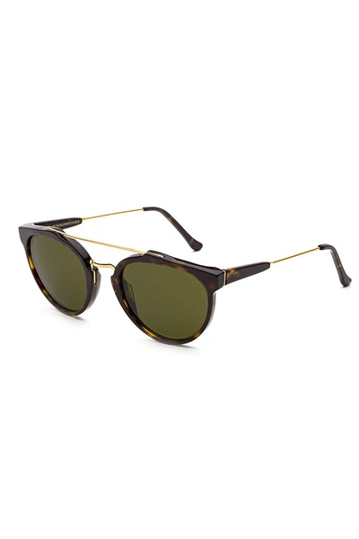 Super Future Giaguaro 3627 Tortoise/Gold