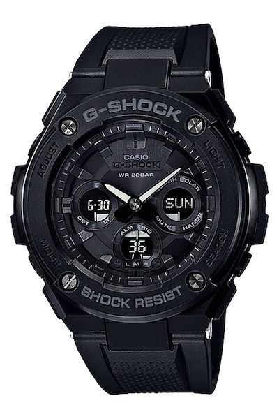 G-Shock GSTS300G-1A1 G-Steel Black
