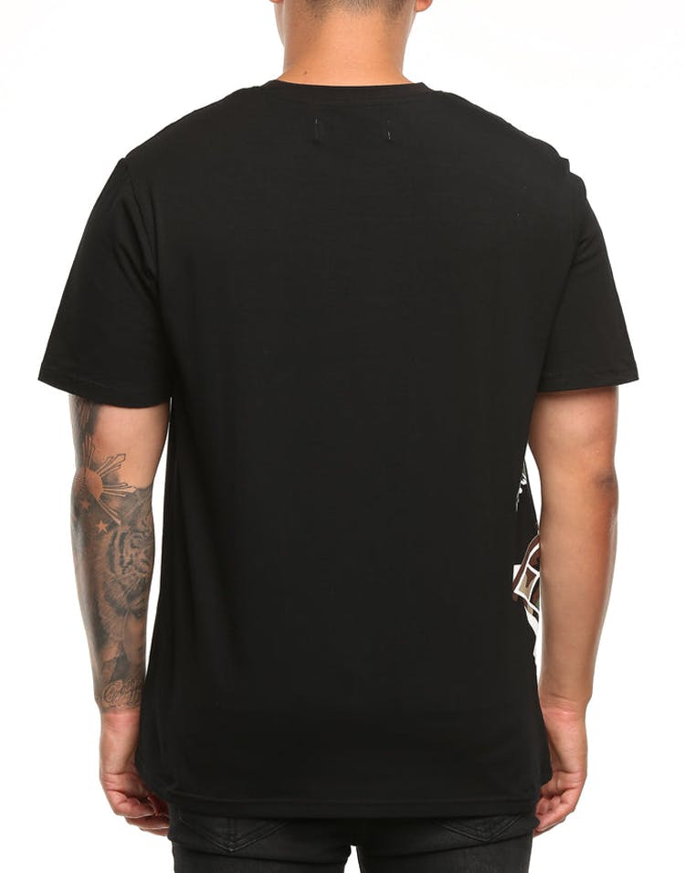 Black Pyramid Big Logo T-Shirt Black