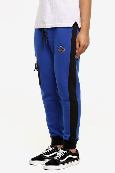 Black Pyramid Space Pant Blue