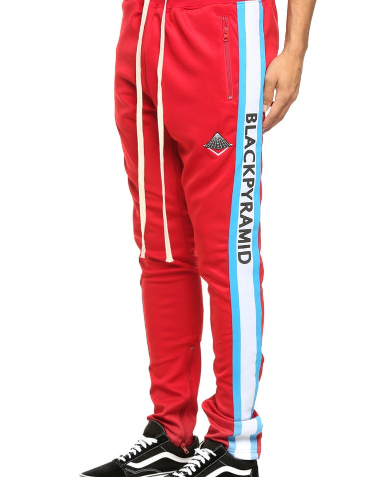 Black Pyramid OHB Sunray Track Pant Red