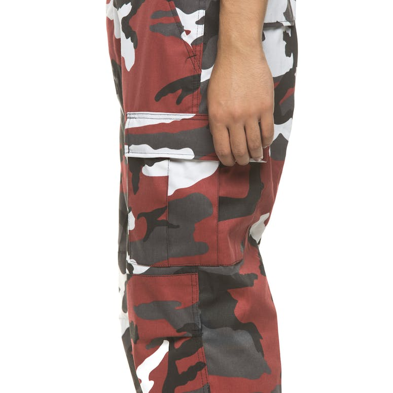 Rothco Tactical BDU Pant Red Camo