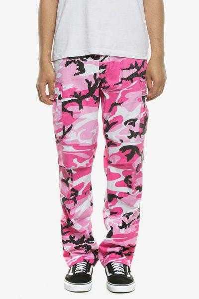 Rothco Tactical BDU Pant Pink Camo c2cb6b804fa