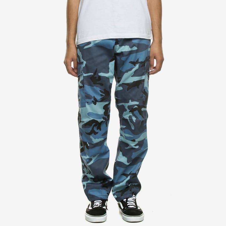 Rothco Tactical BDU Pant Blue Camo – Culture Kings c5f7a10a3fe