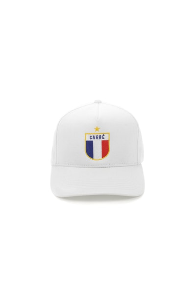Carré Le Foot A-Frame Strapback White
