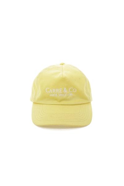 Carré & Co Strapback Yellow