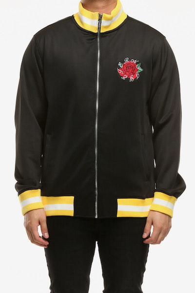 Eternity BC/AD Wild Cat Track Jacket Black