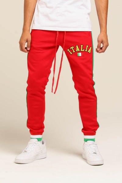 Eternity BC/AD Italia City Active Pant Red