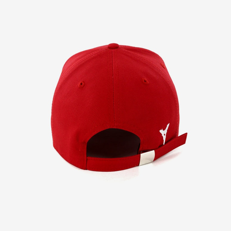 Carré Iron Lady Strapback Red/Grey